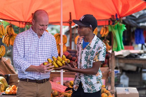 IBM and Twiga Foods Introduce Blockchain-Based MicroFinancing for Food Kiosk Owners in Kenya