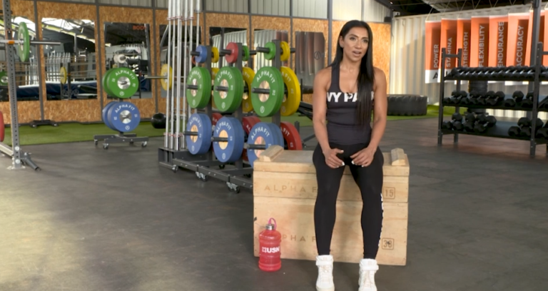 Farah Esmail builds name and fame in fitness business