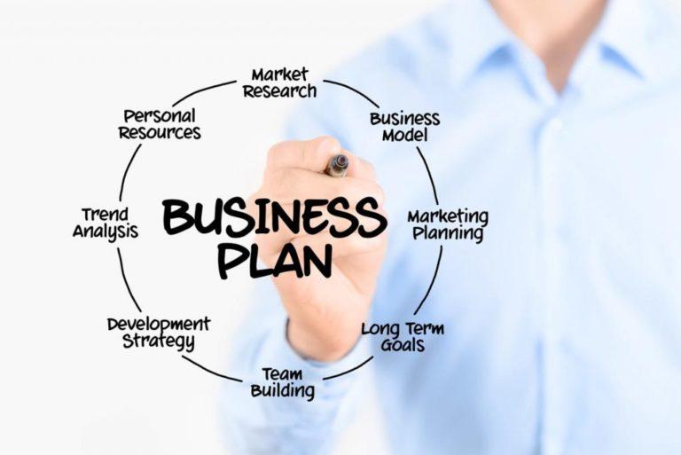 Building effective business plan