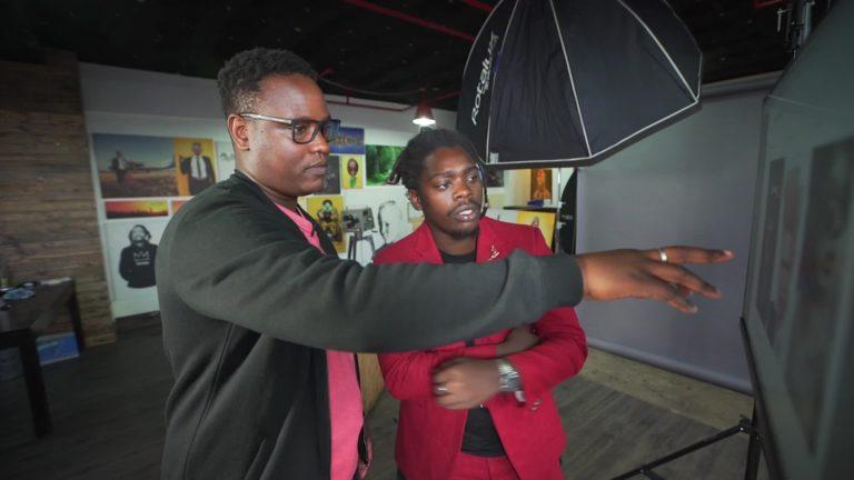 Digital artist Osborne Macharia reflects on working on Black Panther with CNN