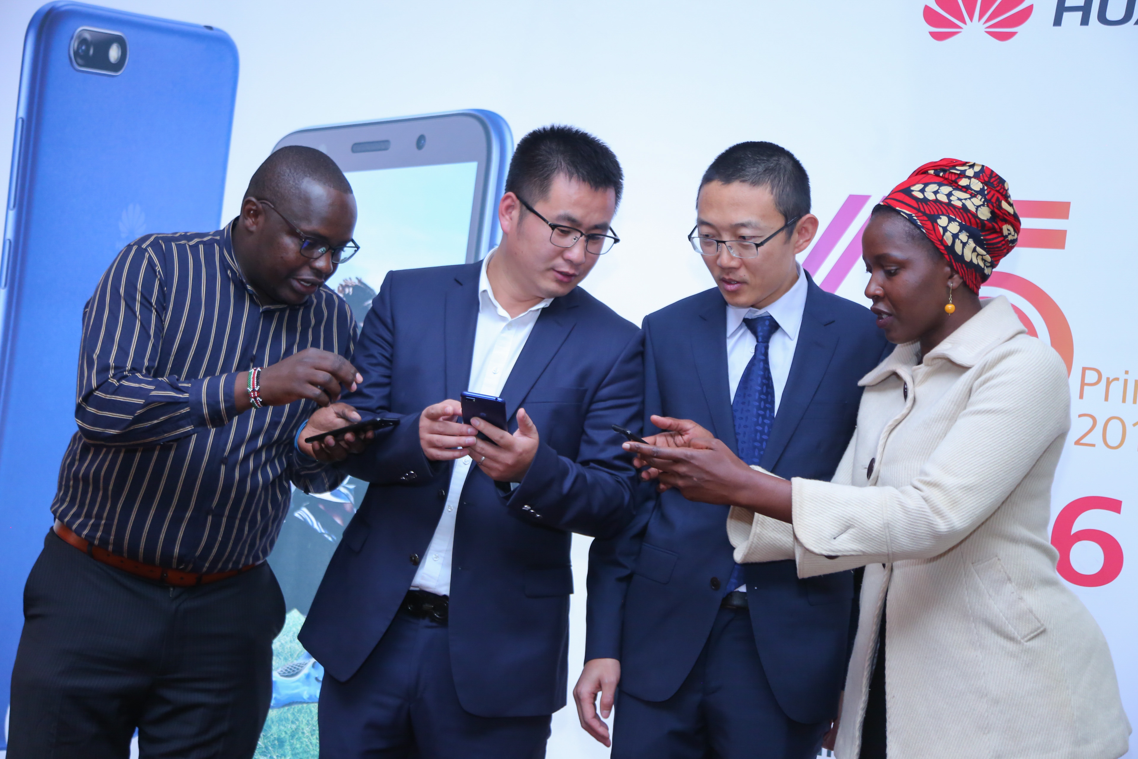 Huawei entry level smartphone sales up 120 Pc – CEO Africa