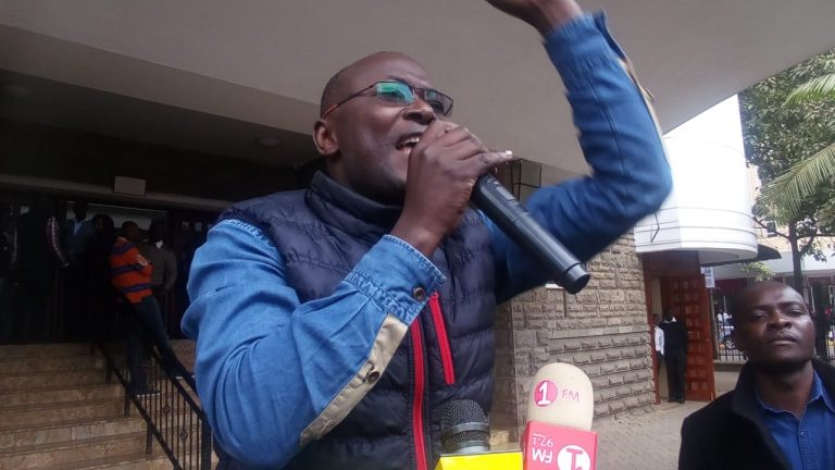 Residents demand accountability from Sonko,want him back at City Hall