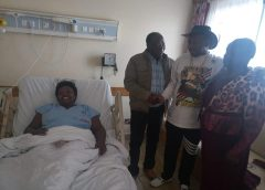 Nairobi Governor Mike Mbuvi Sonko waives bills for patients
