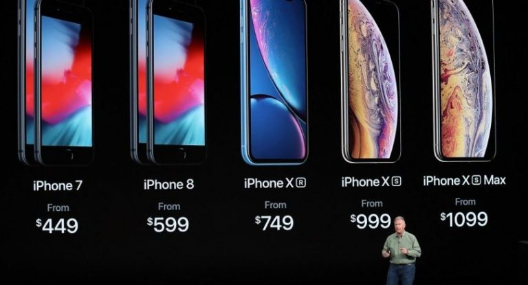 Apple launches premium iPhone XS, health features for watch