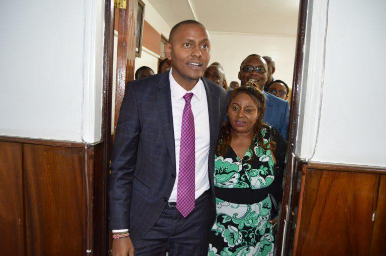 Ngara ward MCA Chege Mwaura elected acting Nairobi County Assembly Speaker