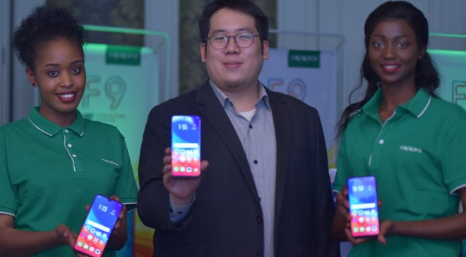 OPPO launches revolutionary F9 with VOCC Flash charge technology