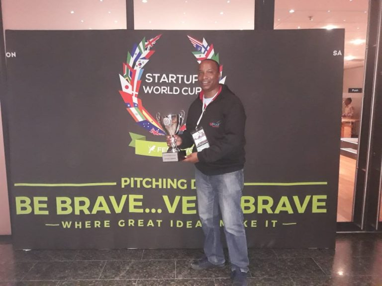 MPost Wins African Startup Competition