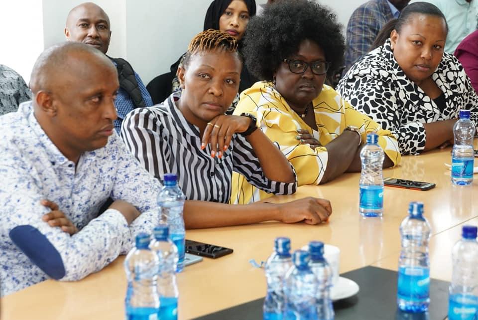 Image result for Nairobi Majority Leader Abdi Guyo