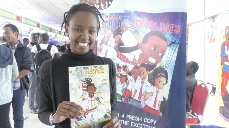 CNN travels to the largest comic convention in East Africa, NAICCON