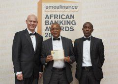 Co-op Bank feted as Best Bank in Kenya at EMEA Finance Awards 2018 in London
