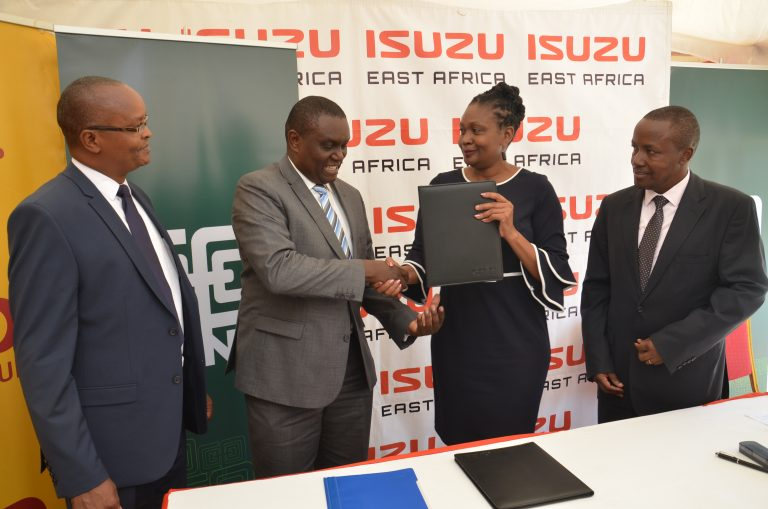 Co-op Bank to offer up to 95% financing for purchase of Isuzu vehicles'