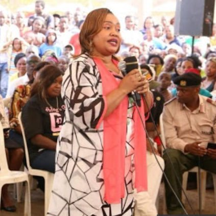 Nairobi First Lady calls on leaders to support menstrual hygiene