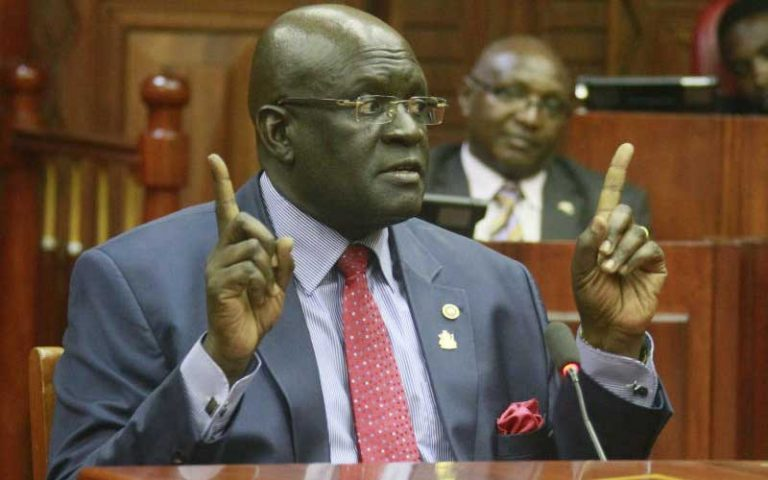 CS Magoha calls for reforms in higher education