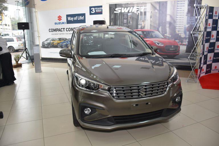 Suzuki Kenya unveils new multi utility Ertiga