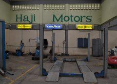 HAJI MOTORS: Your vehicle is in the best hands