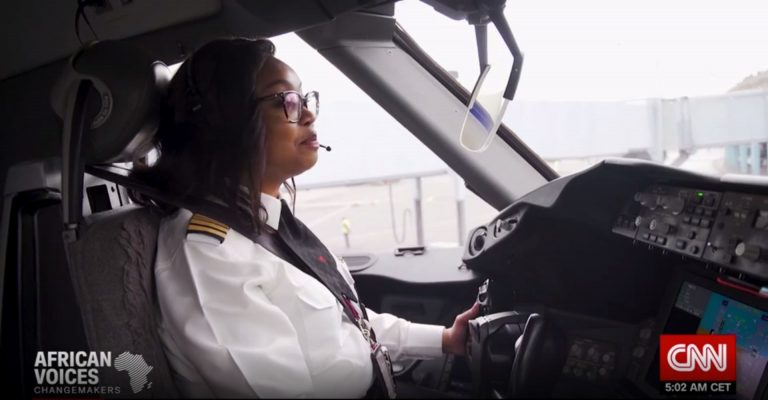 Irene Koki Mutungi: The First female African Dreamliner captain in the world