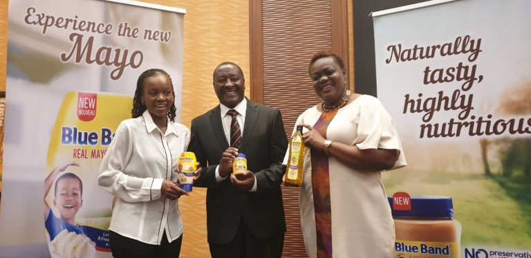 Blue Band launches 3 new products into the Kenyan Market