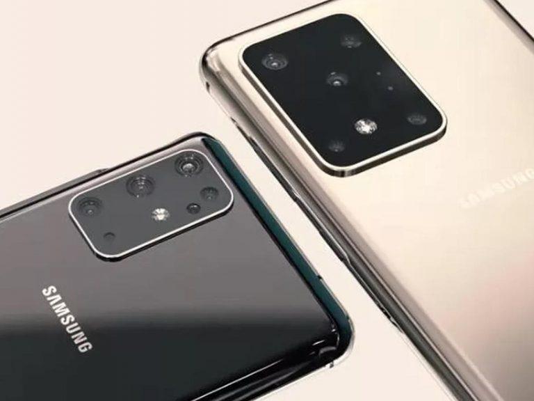 Samsung Unveils Galaxy S20 Range