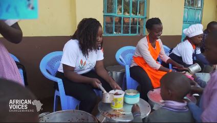 Food4Education program changing lives