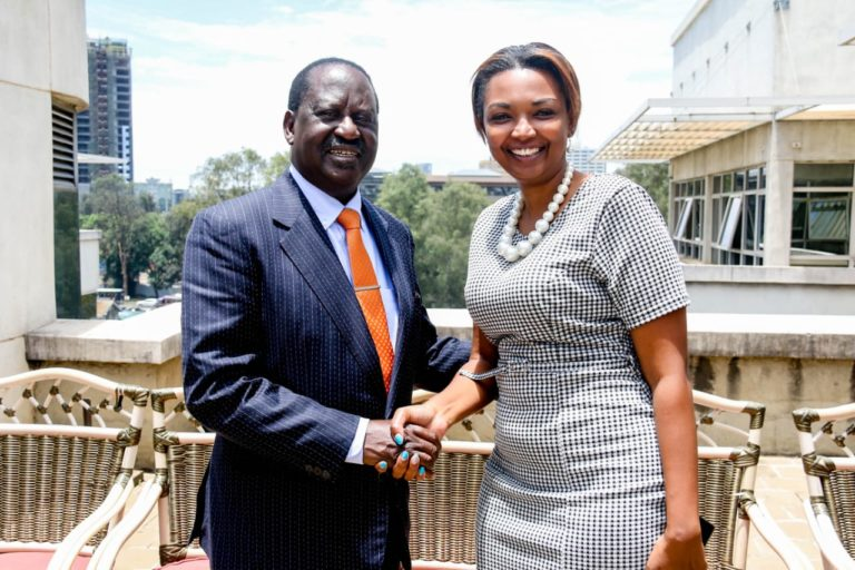 Nairobi Water seeks Raila's help for water infrastructure funding