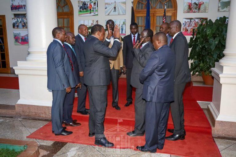 Uhuru Intervenes to help BBI Rift Valley edition happen