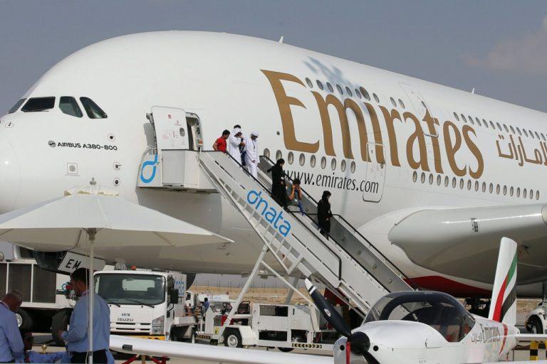 Emirates to allow customers change destination due to Corona virus