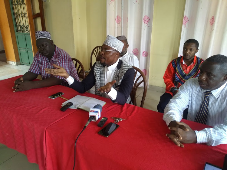 Mombasa religious leaders Call For An End To Police Brutality In Enforcing Night Curfew