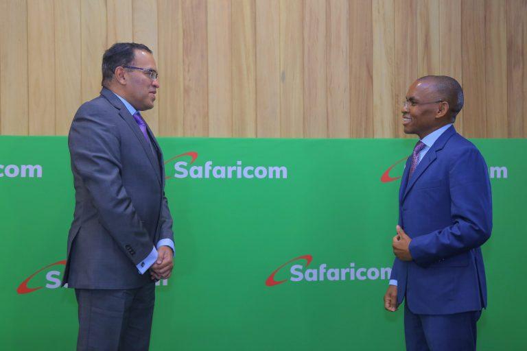 We plan to take M-Pesa to a new level, says Safaricom CEO Peter Ndegwa.