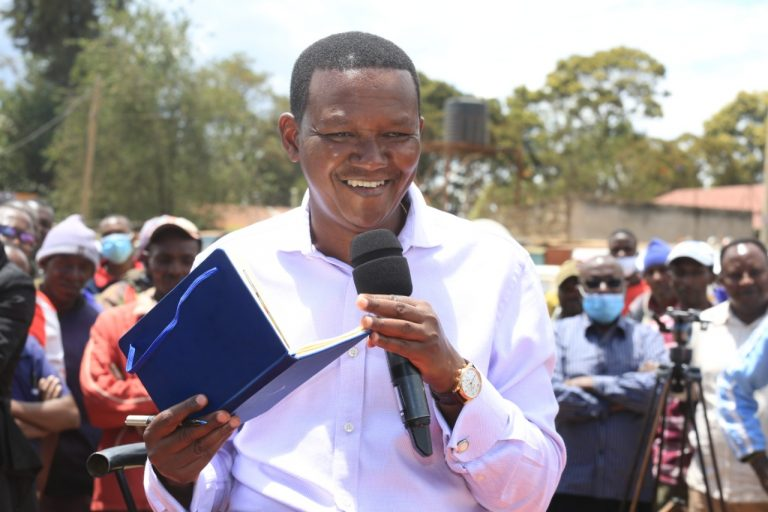 Governor Mutua reveals new plan for miraa farmers