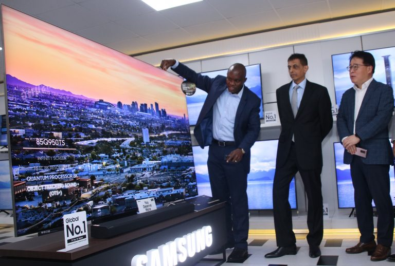 SAMSUNG LAUNCHES CONSUMER EDUCATION CAMPAIGN