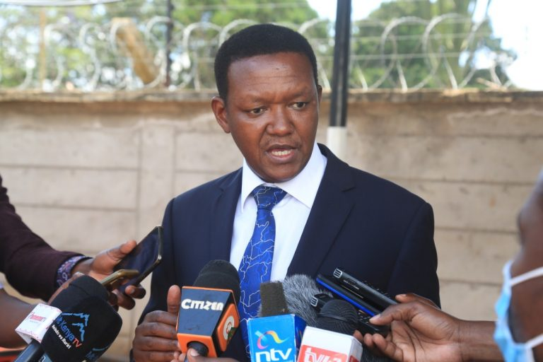 Let the DP also resign: Governor Mutua challenges Court judgement