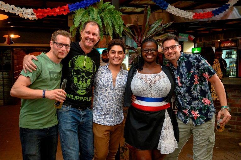 3rd Edition of Chile themed Latino Sunday hosted at Alchemist