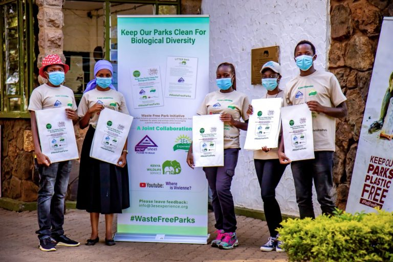 3Es Experience reaches over 20,000 tourists with waste free park campaign
