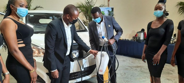META Electric leads sustainable transportation drive with Kenya's first electric vans