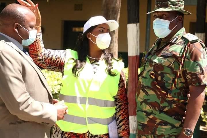Waruguru dares Itumbi to table evidence she was arrested
