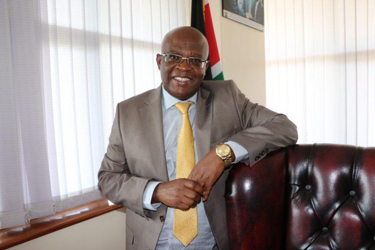 Meet Daniel Yumbya: The Man Driving the Health Change in Kenya