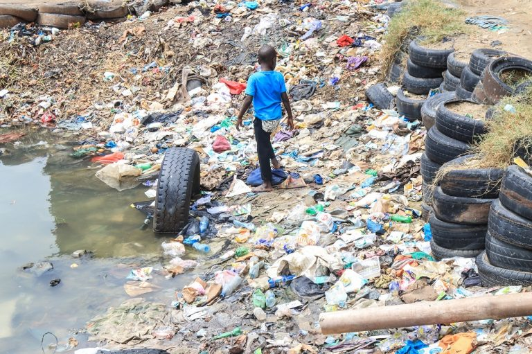 Towards a circular economy for plastics, where it does not become waste