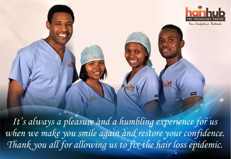 Hairhub: state of the art solutions focused on patient's satisfaction